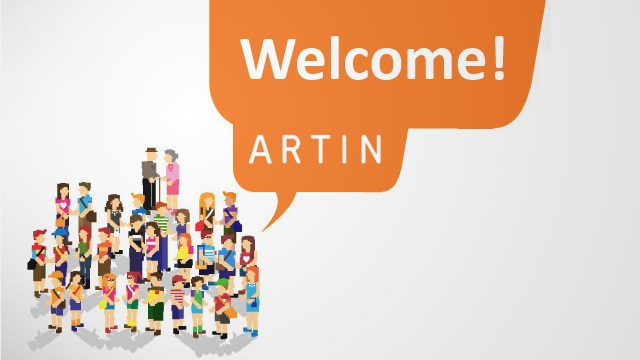 Welcome ARTIN May2014